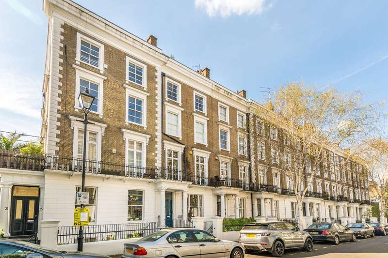 1 Bedroom Flat for sale in Durham Terrace, Notting Hill, W2