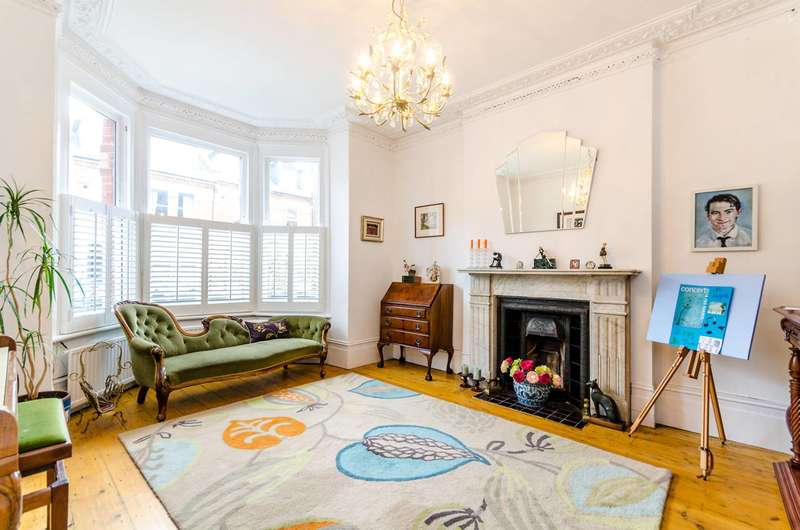 6 Bedrooms House for sale in Brunswick Road, Kingston, KT2