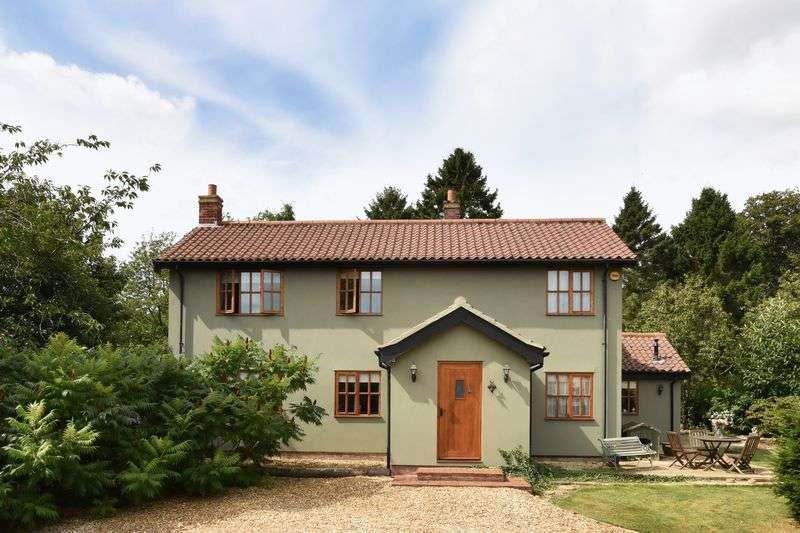 4 Bedrooms Detached House for sale in Two Acres, Old Catton, Norwich