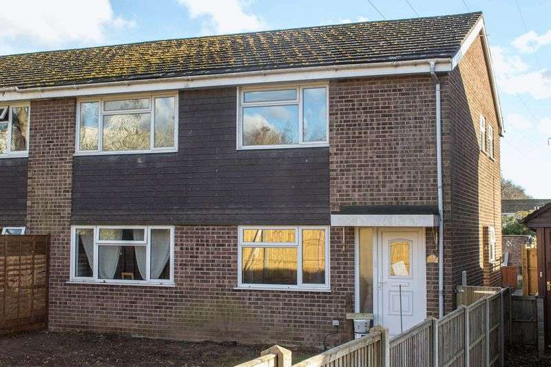2 Bedrooms Flat for sale in Calmore