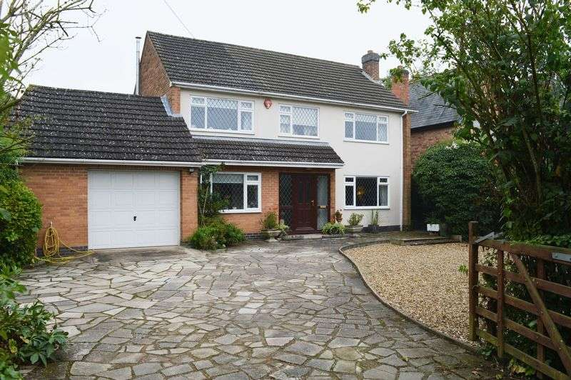 4 Bedrooms Detached House for sale in Main Street, Withybrook