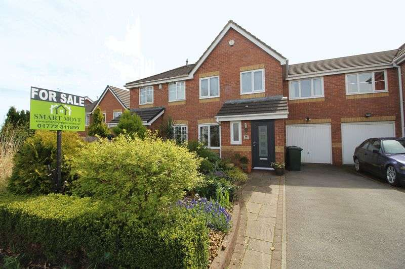 4 Bedrooms House for sale in Sutton Avenue, Tarleton, Preston