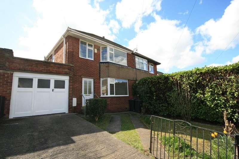 3 Bedrooms Semi Detached House for sale in Elizabeth Road, Aston, Sheffield S26