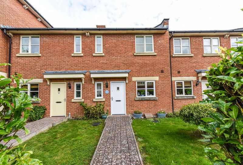 3 Bedrooms Terraced House for sale in Pipistrelle Walk, Knowle, Fareham