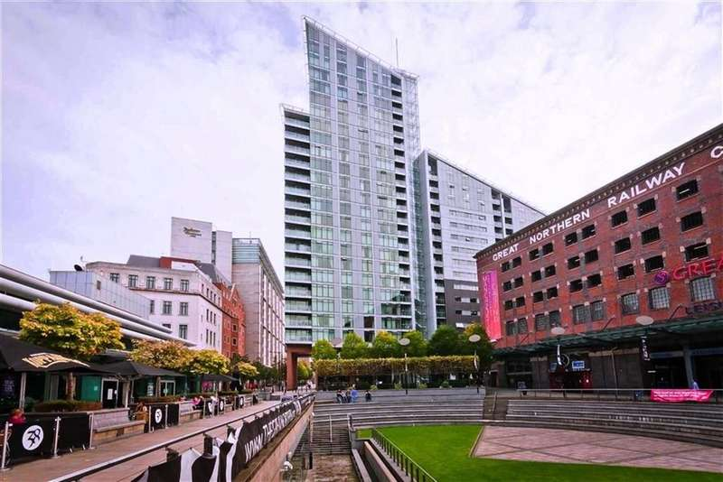 2 Bedrooms Apartment Flat for sale in Great Northern Tower, Watson St, M3