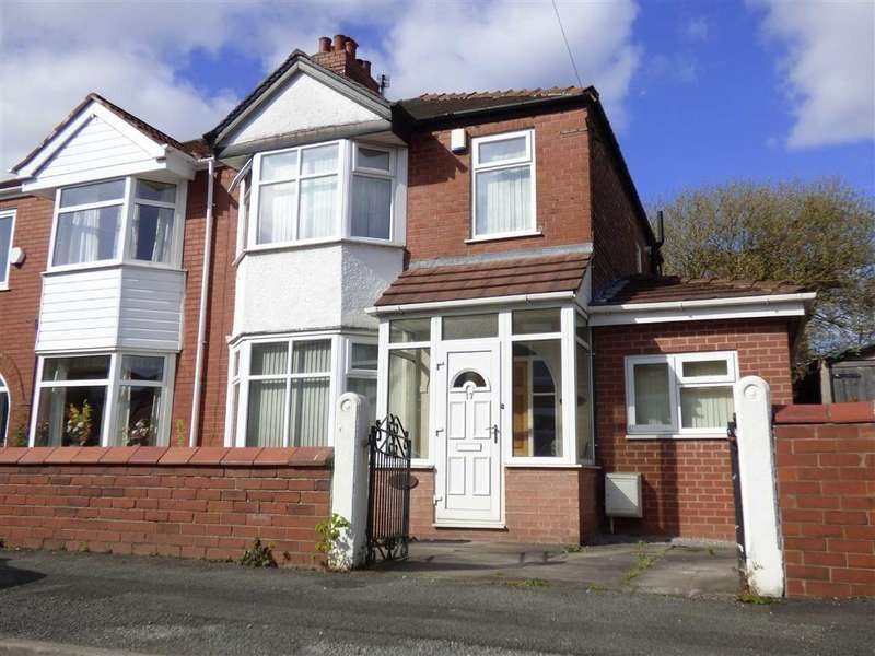 3 Bedrooms Semi Detached House for sale in Beverly Road, Fallowfield, Manchester, M14