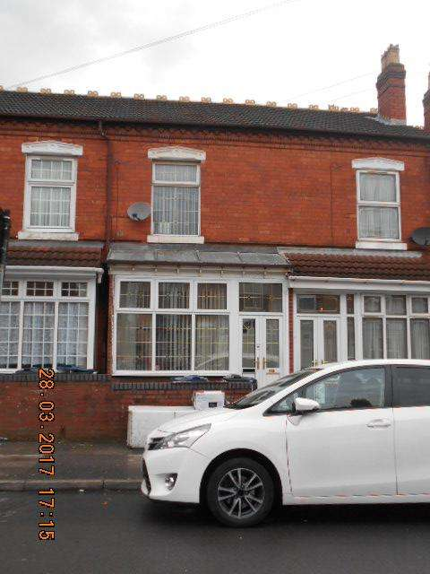 3 Bedrooms Terraced House for sale in Oldknow Road, Small Heath, Birmingham B10 0JA
