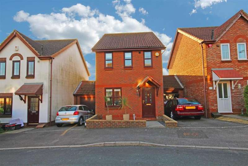 4 Bedrooms Link Detached House for sale in Brackenbury Close, Portslade, Brighton