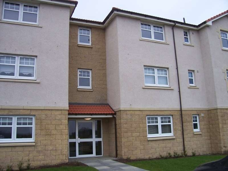 2 Bedrooms Apartment Flat for sale in Corthan Court , Lochty Meadows
