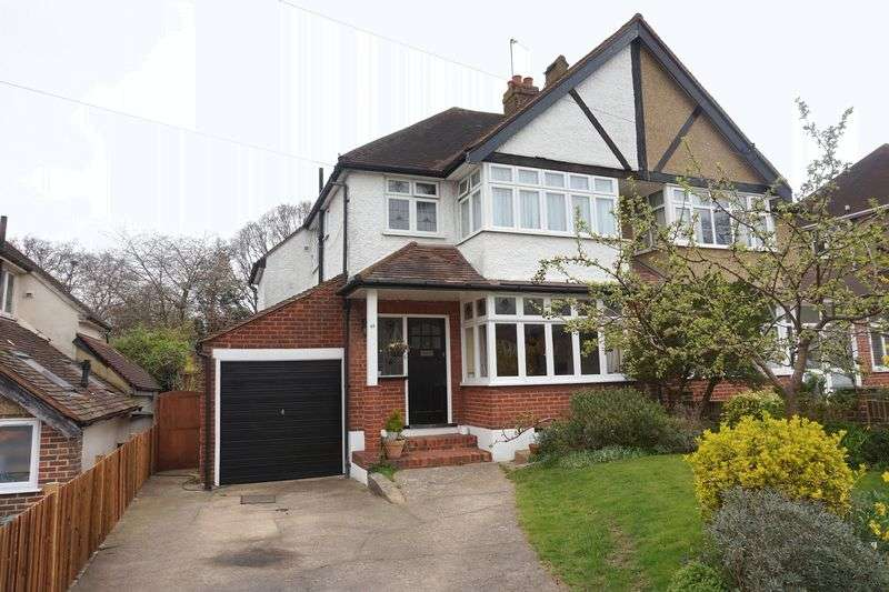 3 Bedrooms Semi Detached House for sale in Commonfield Road, Banstead