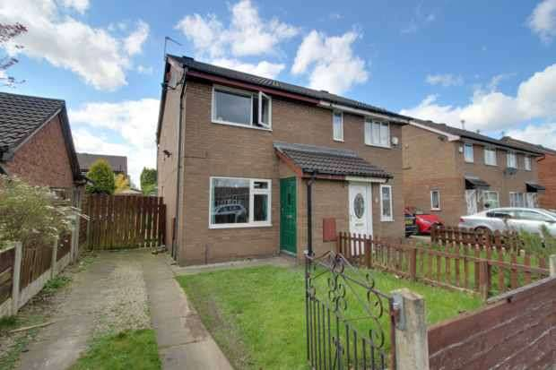 2 Bedrooms Semi Detached House for sale in Mill Street, Bolton, Lancashire, BL4 7BH