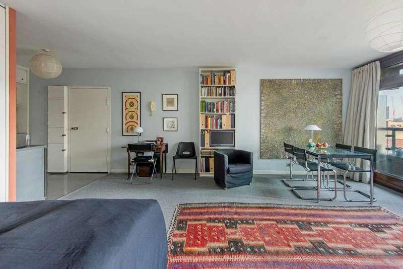Studio Flat for sale in Breton House, EC2Y
