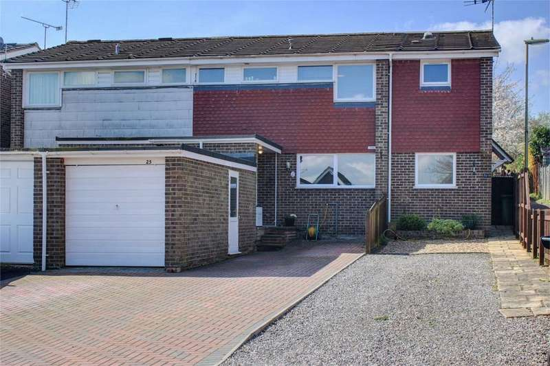 3 Bedrooms Terraced House for sale in Yellowhammers, ALTON, Hampshire