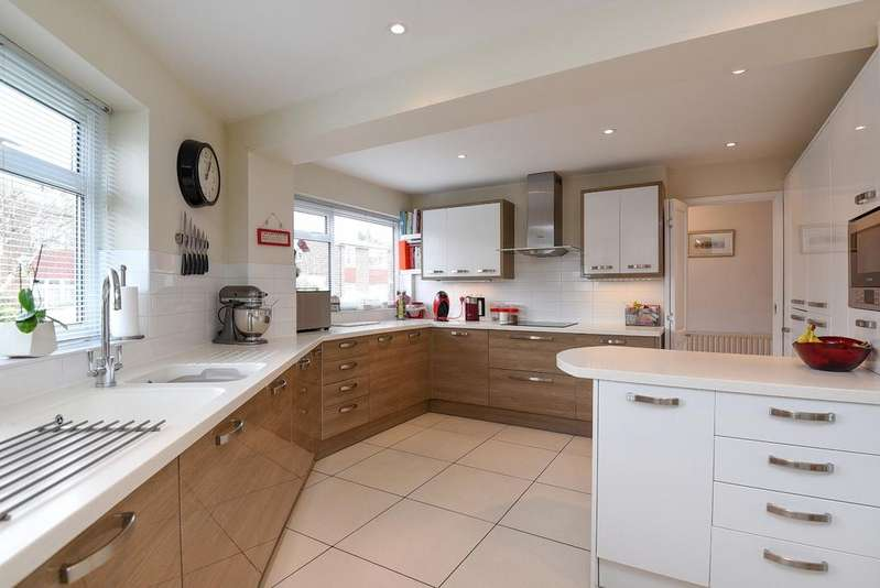 4 Bedrooms End Of Terrace House for sale in Lankton Close Beckenham BR3