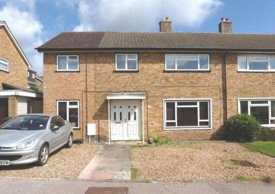 5 Bedrooms Semi Detached House for sale in Westfield Road, Hoddesdon, EN11