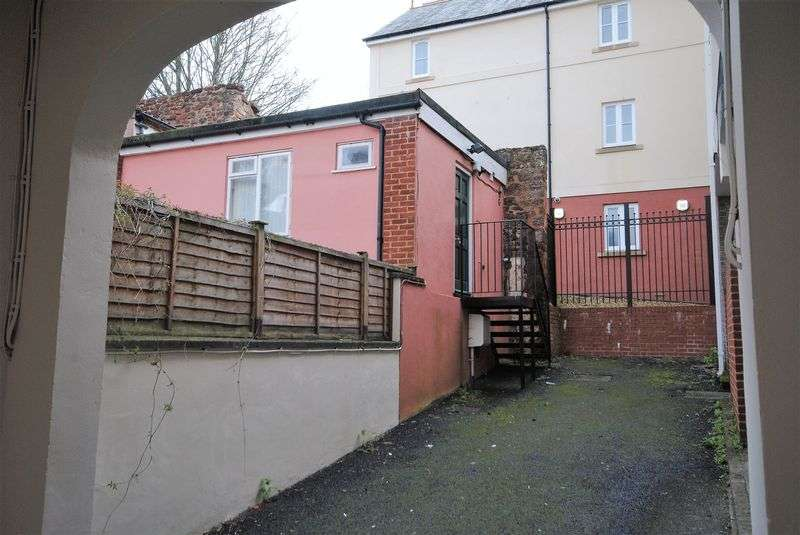 1 Bedroom House for sale in Northernhay Street, Exeter