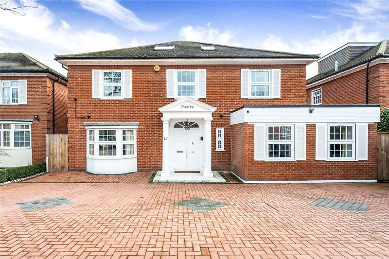 6 Bedrooms Detached House for sale in Grantham Close, Edgware, Middlesex, HA8