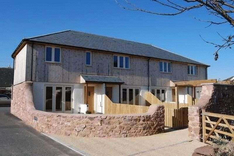 3 Bedrooms Terraced House for sale in Half Acre, Williton