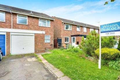 3 Bedrooms Semi Detached House for sale in Crosslands, Stantonbury, Milton Keynes