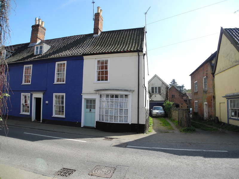 2 Bedrooms Cottage House for sale in 28 Bridge Street