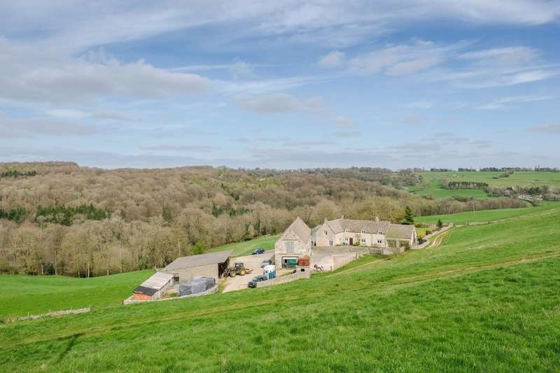 6 Bedrooms Detached House for sale in Avening, Tetbury