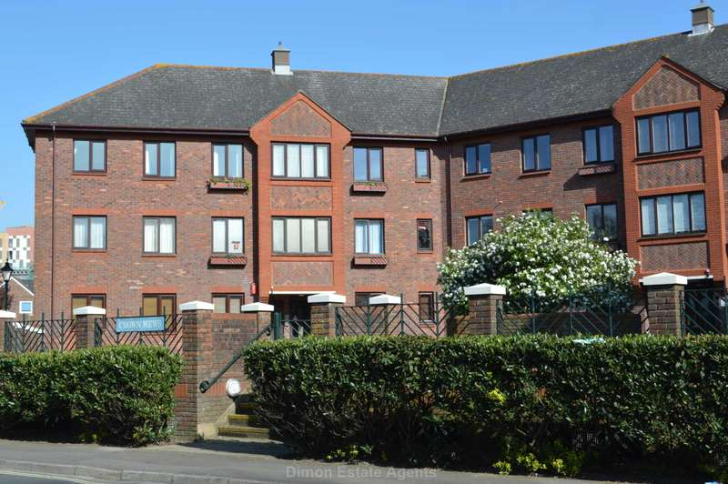 2 Bedrooms Flat for sale in Crown Mews, North Street