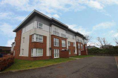 2 Bedrooms Flat for sale in Old Brewery Lane, Alloa