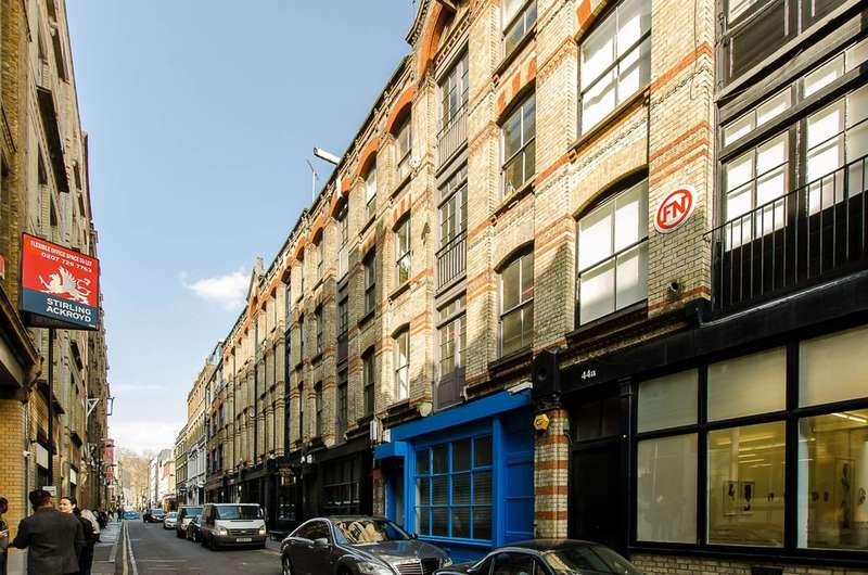 Parking Garage / Parking for sale in Curtain Road, Shoreditch, EC2A