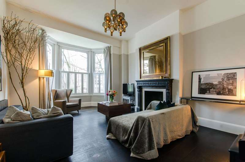 3 Bedrooms Flat for sale in Effra Road, Brixton, SW2
