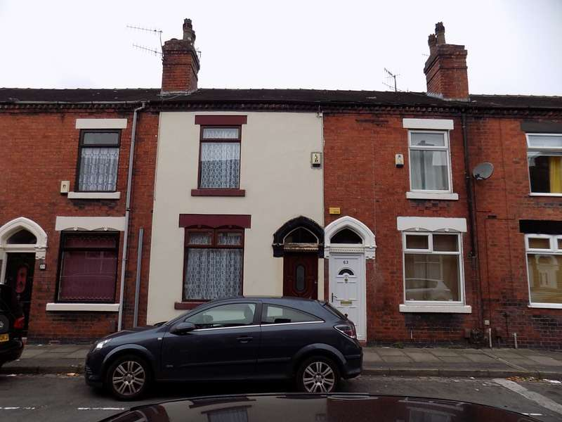 2 Bedrooms Terraced House for sale in Price Street, Stoke on Trent, Staffordshire, ST6