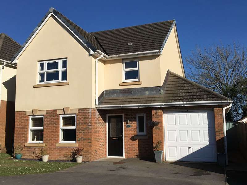 4 Bedrooms Detached House for sale in Fronhaul, Llanelli, Swiss Valley, Carmarthenshire, SA14