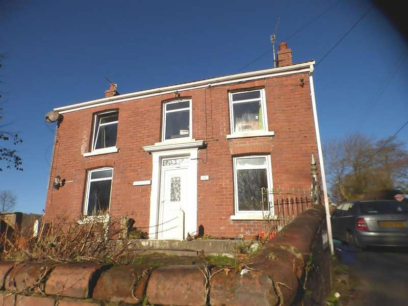 4 Bedrooms House for sale in Heol Tredeg, Upper Cwmtwrch, Swansea