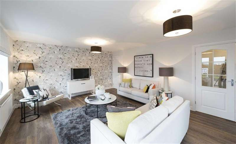 3 Bedrooms End Of Terrace House for sale in Chesterton Gardens, Leamington Spa