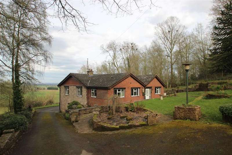 4 Bedrooms Detached House for sale in Callow, Hereford