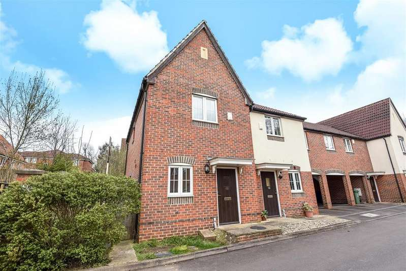 2 Bedrooms End Of Terrace House for sale in Lynn Close, Marston