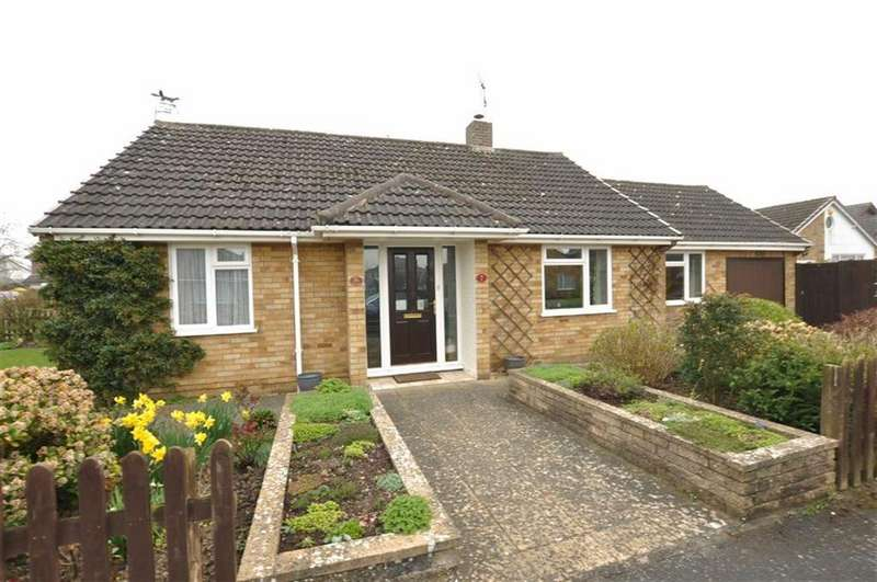 2 Bedrooms Detached Bungalow for sale in Constance Drive, Harbury