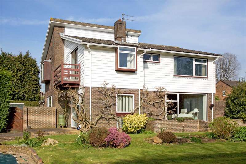 4 Bedrooms Detached House for sale in Sumners, College Road, Ardingly, Haywards Heath, RH17
