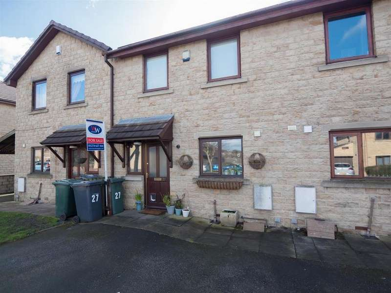 3 Bedrooms Town House for sale in Thornbridge Mews, Bradford, BD2 3BL