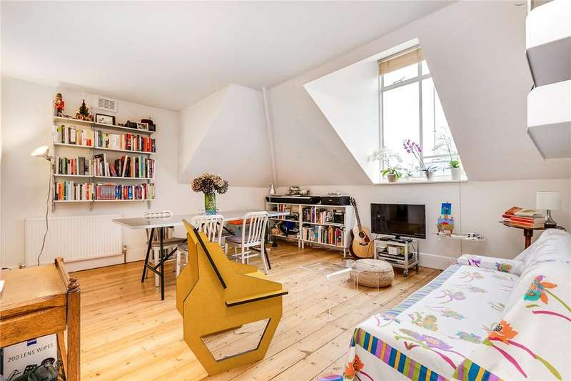 2 Bedrooms Flat for sale in Gledhow Gardens, South Kensington, London