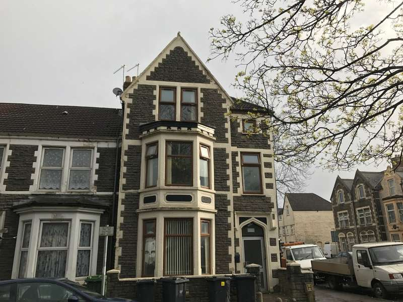 5 Bedrooms End Of Terrace House for sale in Despenser Gardens, Cardiff