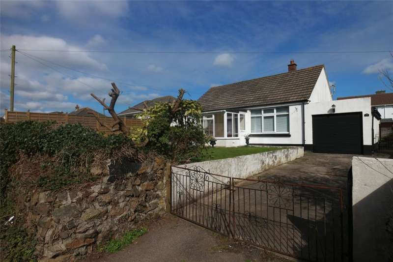 2 Bedrooms Detached Bungalow for sale in North Roskear Road, Camborne
