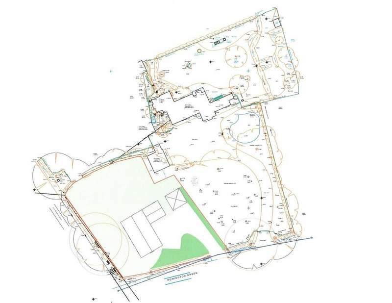 Land Commercial for sale in Old Warwick Road, Rowington