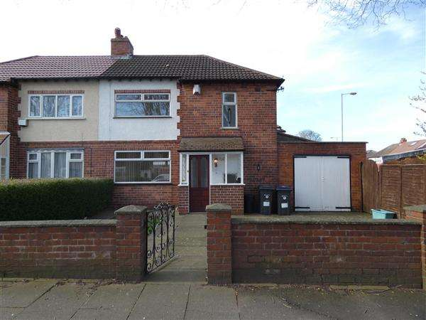 3 Bedrooms Semi Detached House for rent in Allendale Road, Yardley, Birmingham