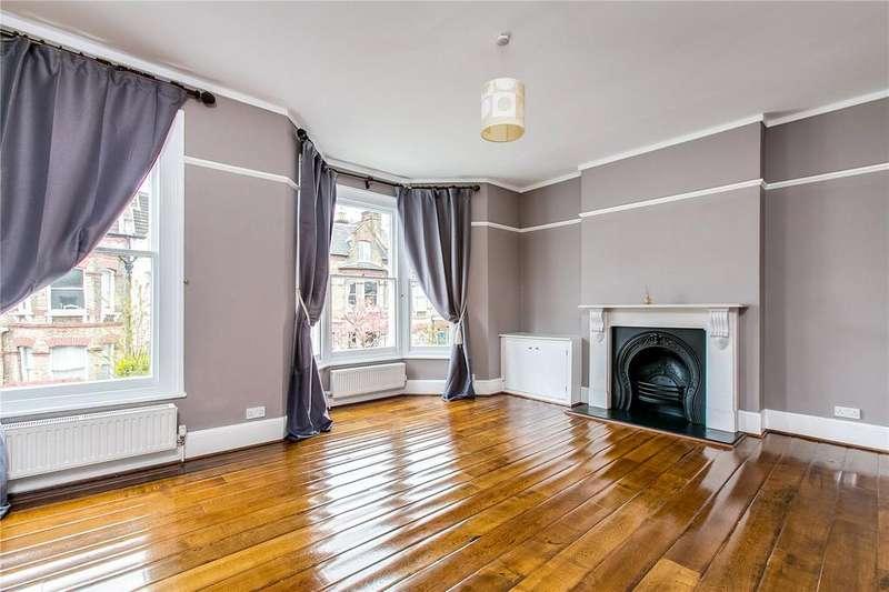 3 Bedrooms Flat for sale in Cromford Road, Putney, London