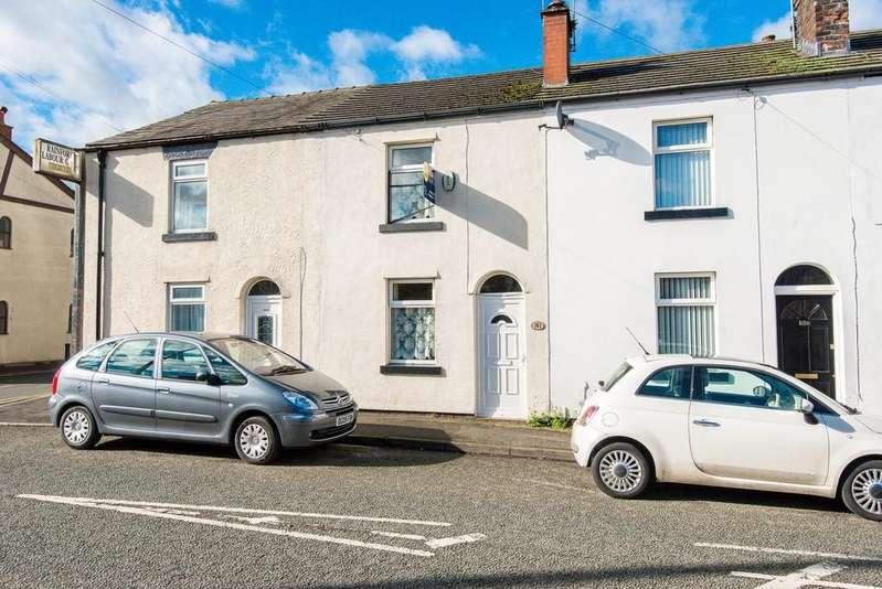 2 Bedrooms Terraced House for sale in Ormskirk Road, Rainford, St. Helens
