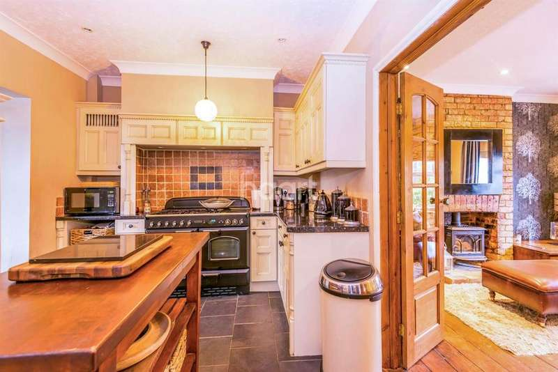 4 Bedrooms Detached House for sale in PROPERTY WITH LAND!!