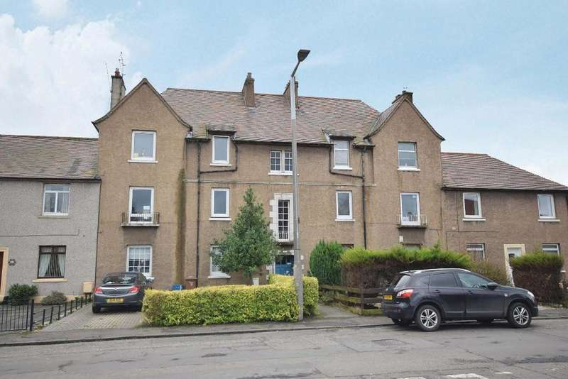 2 Bedrooms Flat for sale in 43 Parkhead Loan, Flat 6, Parkhead, Edinburgh, EH11 4SJ