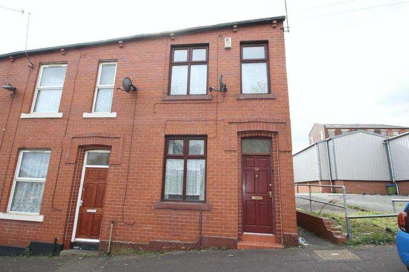 2 Bedrooms Terraced House for sale in George Street, Rochdale OL16 2DF