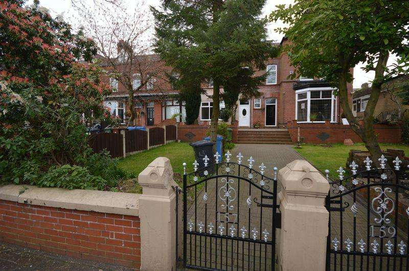 5 Bedrooms Terraced House for sale in Windsor Road, Oldham