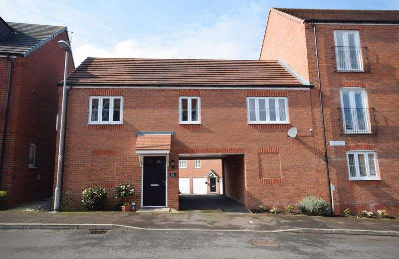 2 Bedrooms House for sale in Burtree Drive, Norton Heights